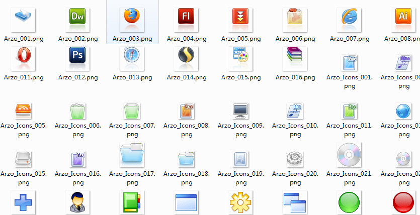 2套ICON+一组UI下载