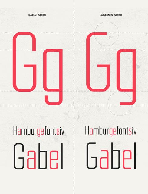 最新最具设计感的PS字体素材免费下载
