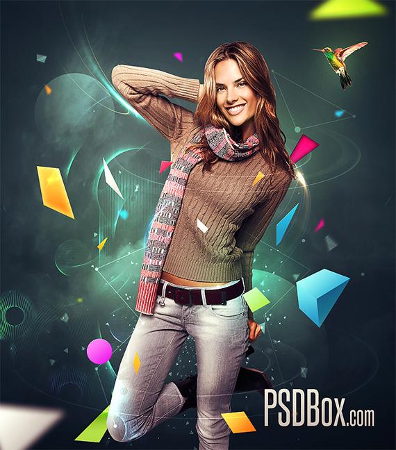 25个完美的Adobe Photoshop教程