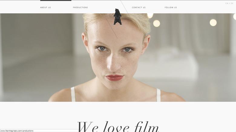 2012 最具创造力的网页设计推荐