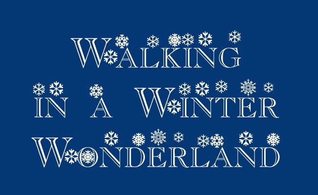 10个有趣的节日字体,免费哦!