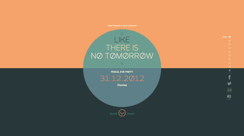 likethereisnotomorrow