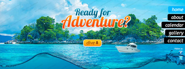 Deeper Ready for Adventure?