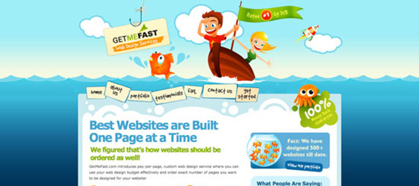 Get Me Fast site