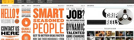 推荐:14个含创意导航的网页设计 - 优设-UISDC