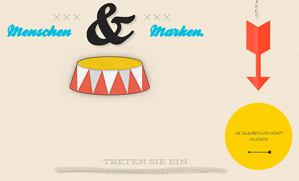 Liechtenecker in 70 Best Creative Websites of 2012