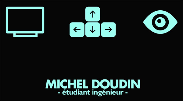 Portfolio de Michel Doudin in 70 Best Creative Websites of 2012
