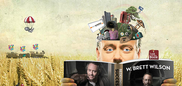 W. Brett Wilson in 70 Best Creative Websites of 2012