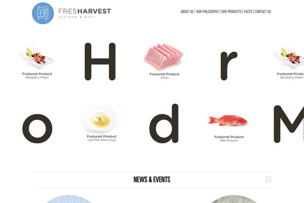 15个色香味俱全的餐厅网站设计欣赏
