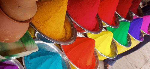 设计师的配色理论:创建自己的调色板