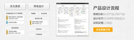 产品设计流程 - 优设网 - UISDC