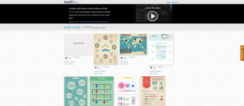 5个免费创建信息图的杀手级工具