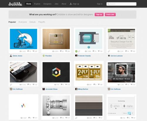 7个设计师必备的国际顶尖设计网站