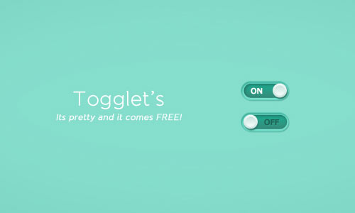 On-Off Toggles