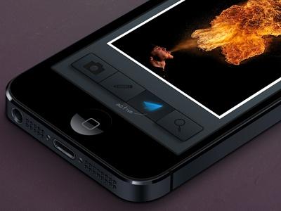 Photonow app ui by Daniil Datsuk