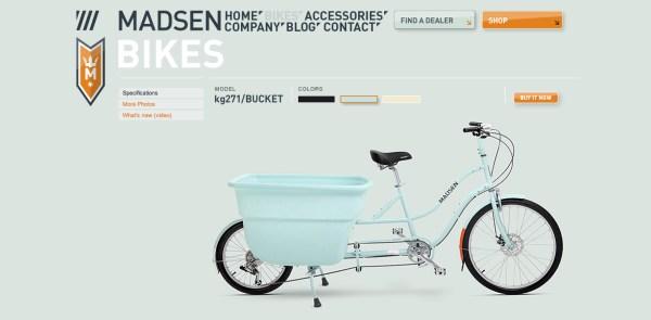 Madsen Bikes