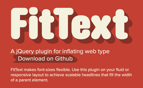 FitText.js example