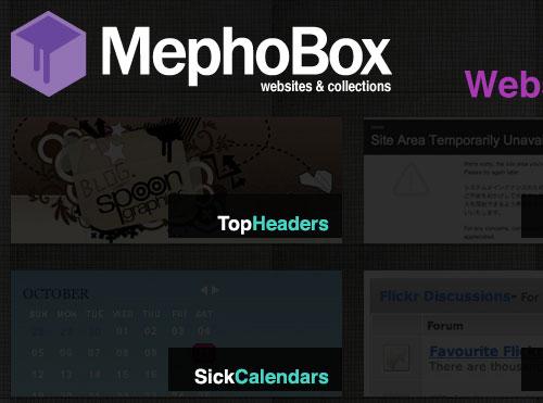 40个能给你提供用户界面灵感的网站