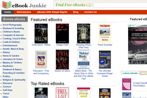 014350mkr 全球45个最热门免费下载电子图书的网站