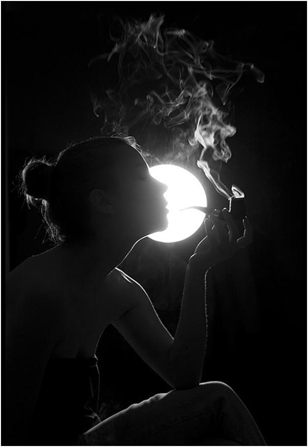 ps教程:黑白照片的调色技巧