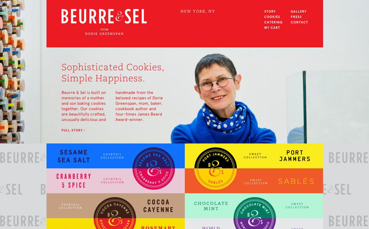 20个设计感十足的奇妙网站欣赏
