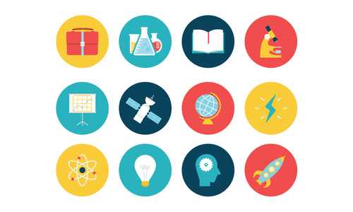 Flat Icons and Web Elements for UI Design-28