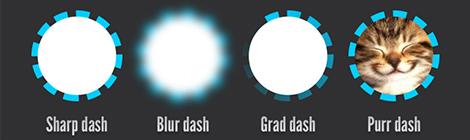 带你玩转Photoshop CS6的描边功能 - 优设网 - UISDC
