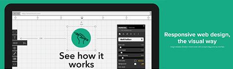 神器推荐:Froont!在线可视化响应式网页设计工具 - 优设-UISDC