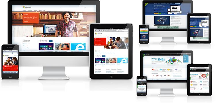 响应式网页设计 - 优设网 - UISDC
