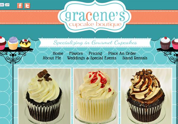 激活设计灵感的30个糕点糖果网站