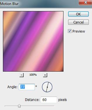 PS教程:打造炫丽的抽象光线背景