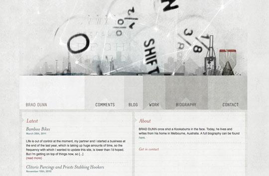 来瞧瞧这些拥有创意导航设计的网站