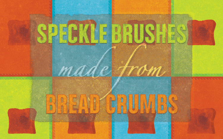 Speckle Brushes - 5 Brushes