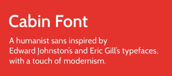 35套值得拥有的最新时尚字体下载