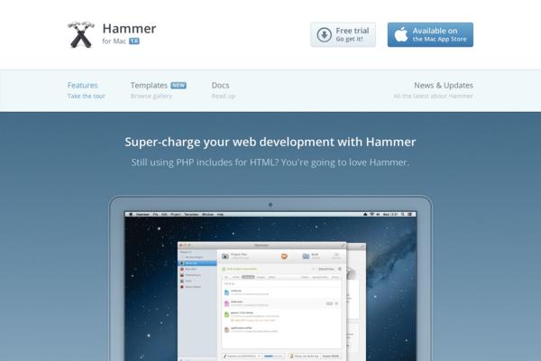 Hammer for Mac 2