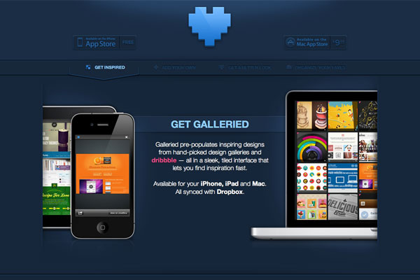 Galleried App