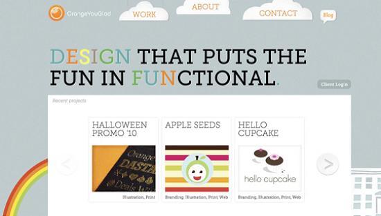 illustratedsites01 Amazing Usage of Vector Art in Web Designs