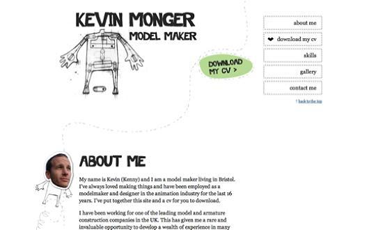 illustratedsites08 Amazing Usage of Vector Art in Web Designs