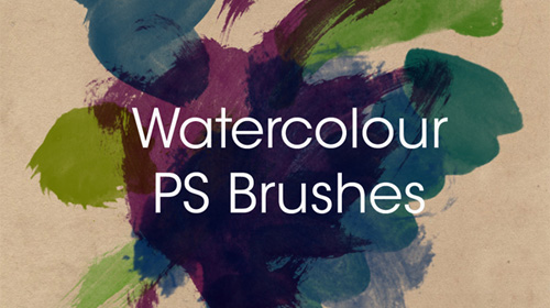 cool watercolor brushes