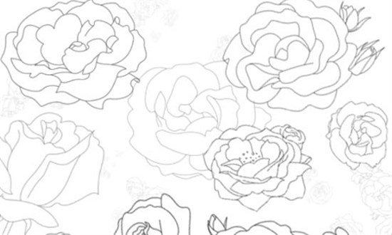 13-Free-Rose-Brushes
