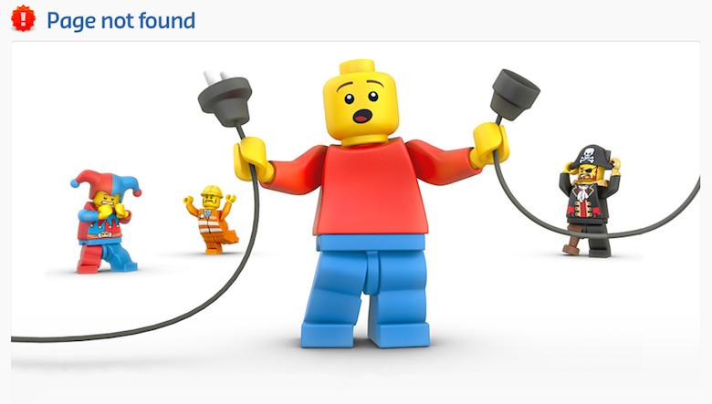 来吧!让你的404页面更有爱