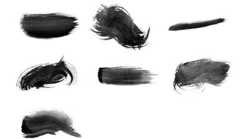high-res watercolor brushes