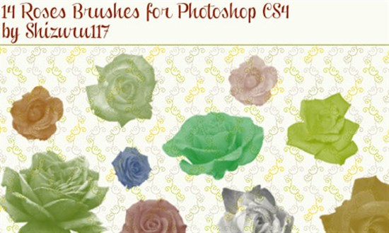 26-Free-Rose-Brushes