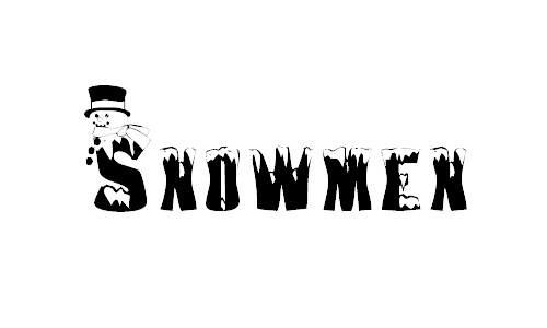 33-useful-snowman-snowy-snow-free-fonts