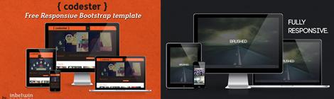 干货!23套全新的免费HTML5网页模版 - 优设-UISDC