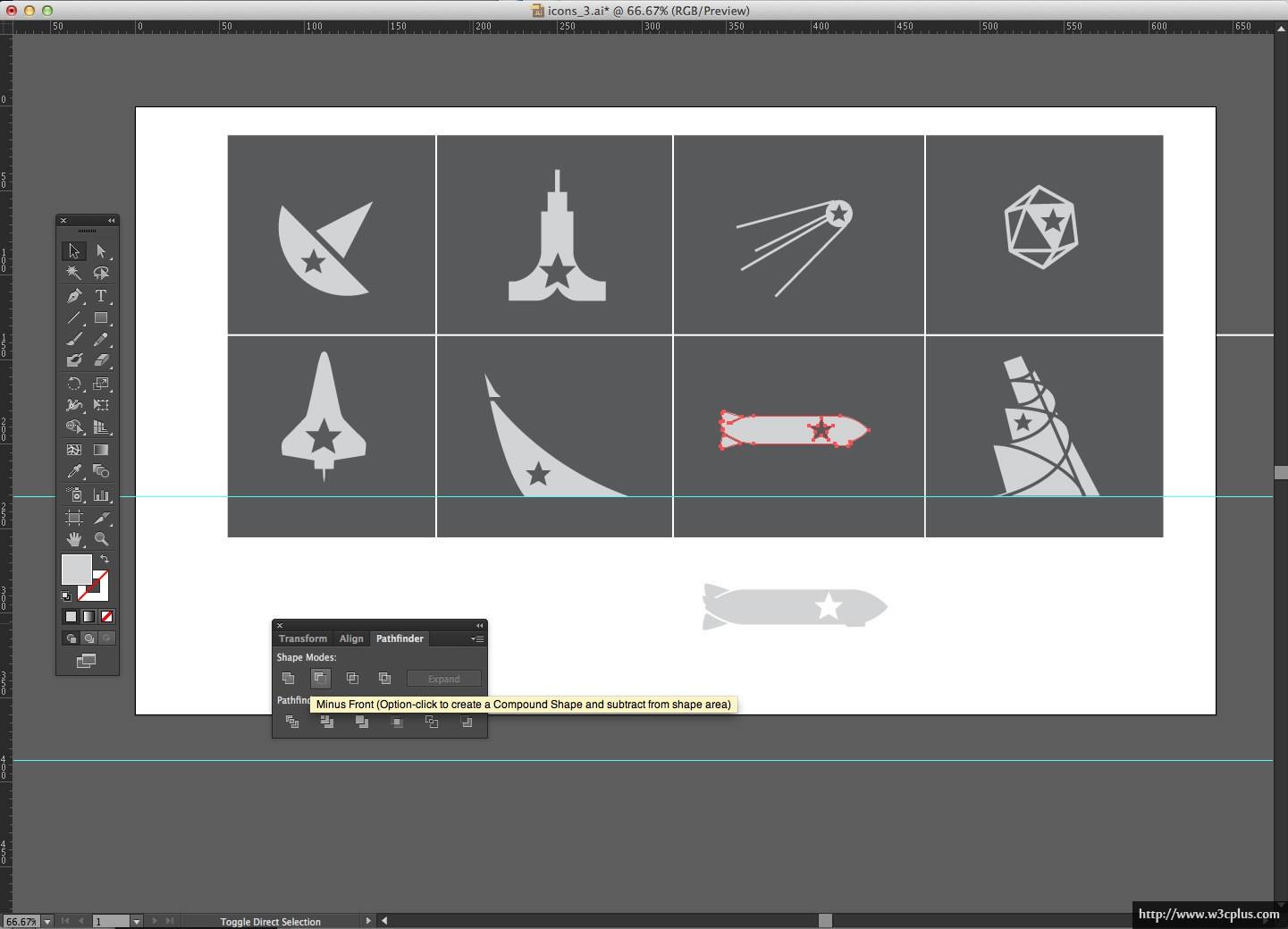 如何把你的图标转换成web字体