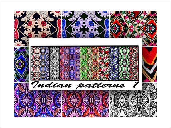 Indy Prints Patterns