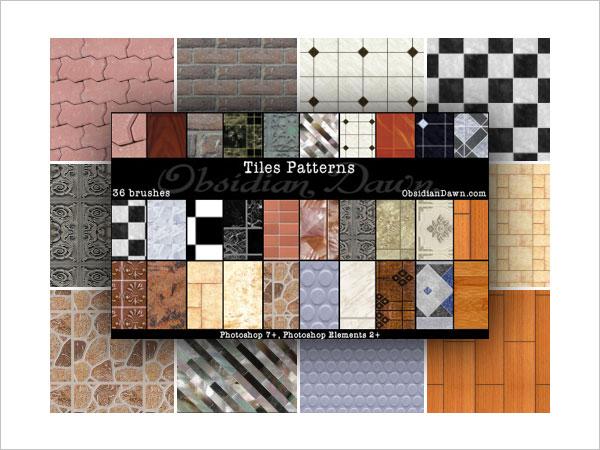 Tiles Photoshop Patterns