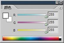 ps1 10 1 1 RGB色彩模式