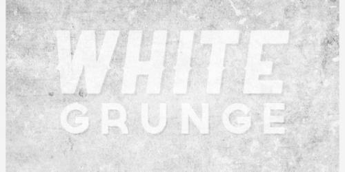 White Grunge
